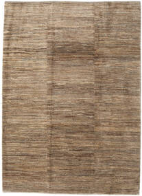 Loribaft Persia Rug 206X285 Authentic  Modern Handknotted Light Brown/Light Grey (Wool, Persia/Iran)