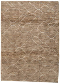 Loribaft Persia Rug 215X295 Authentic  Modern Handknotted Brown/Light Grey (Wool, Persia/Iran)