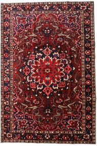Baktjar Dywan 208X310 Orientalny Tkany Ręcznie Ciemnoczerwony/Ciemnobrązowy (Wełna, Persja/Iran)
