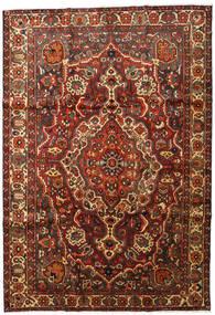 Bakhtiar Tappeto 213X310 Orientale Fatto A Mano Marrone Scuro/Rosso Scuro (Lana, Persia/Iran)
