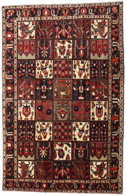 Bakhtiar Tæppe 206X317 Ægte Orientalsk Håndknyttet (Uld, Persien/Iran)