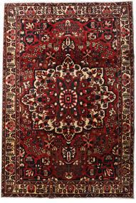 Bakhtiar Tappeto 210X312 Orientale Fatto A Mano Rosso Scuro/Marrone Scuro (Lana, Persia/Iran)