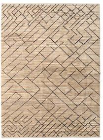 Loribaft Persia Rug 178X239 Authentic  Modern Handknotted Beige/Dark Beige (Wool, Persia/Iran)
