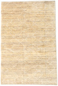 Loribaft Persia Rug 170X248 Authentic  Modern Handknotted Beige/Light Brown (Wool, Persia/Iran)