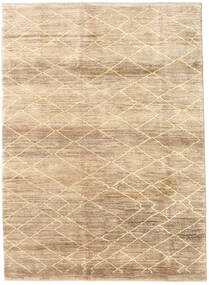 Loribaft Persia Rug 173X235 Authentic  Modern Handknotted Beige/Light Brown (Wool, Persia/Iran)