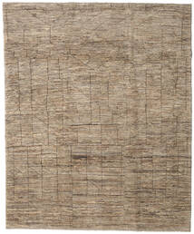 Loribaft Persia Rug 207X248 Authentic  Modern Handknotted Light Grey/Light Brown (Wool, Persia/Iran)