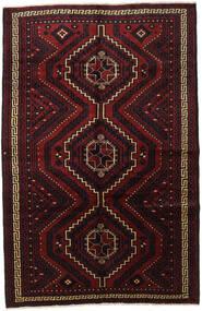 Lori Rug 178X270 Authentic  Oriental Handknotted Dark Red (Wool, Persia/Iran)