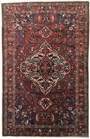 Bakhtiar Tappeto 155X245 Orientale Fatto A Mano Marrone Scuro/Rosso Scuro (Lana, Persia/Iran)