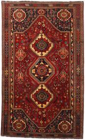 Sziraz Dywan 175X290 Orientalny Tkany Ręcznie Ciemnoczerwony/Ciemnobrązowy (Wełna, Persja/Iran)