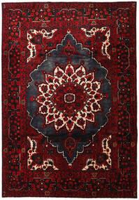 Mashad Matto 215X307 Itämainen Käsinsolmittu Tummanruskea/Tummanpunainen (Villa, Persia/Iran)