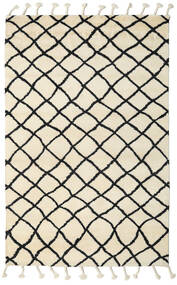Atlas Berber Rug 275X370 Authentic  Modern Handknotted Beige/Black Large (Wool, India)