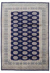 Pakistan Bokhara 2Ply Matto 170X237 Itämainen Käsinsolmittu Vaaleanharmaa/Tummansininen (Villa, Pakistan)