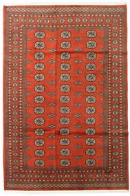 Pakistan Bokhara 2Ply Matto 169X252 Itämainen Käsinsolmittu Tummanruskea/Ruoste (Villa, Pakistan)