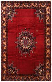 Belouch Alfombra 220X337 Oriental Hecha A Mano Óxido/Roja/Roja (Lana, Persia/Irán)