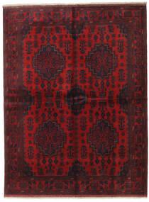 アフガン Khal Mohammadi 絨毯 175X231 オリエンタル 手織り 深紅色の/赤 (ウール, アフガニスタン)