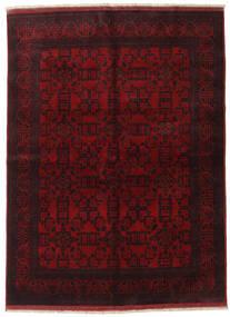 アフガン Khal Mohammadi 絨毯 171X235 オリエンタル 手織り 深紅色の (ウール, アフガニスタン)