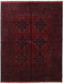 Afghan Khal Mohammadi Tappeto 166X227 Orientale Fatto A Mano Rosso Scuro (Lana, Afghanistan)