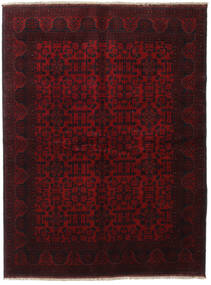 Afghan Khal Mohammadi Tappeto 172X230 Orientale Fatto A Mano Rosso Scuro (Lana, Afghanistan)