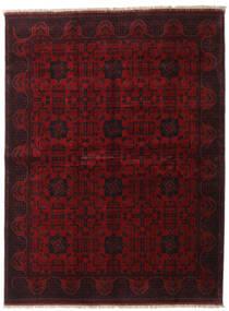 Afghan Khal Mohammadi Vloerkleed 173X227 Echt Oosters Handgeknoopt Donkerbruin/Donkerrood (Wol, Afghanistan)