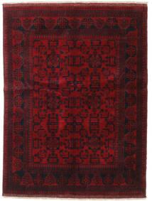 Afghan Khal Mohammadi Covor 149X196 Orientale Lucrat Manual Roșu-Închis (Lână, Afganistan)