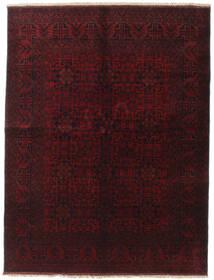 アフガン Khal Mohammadi 絨毯 152X199 オリエンタル 手織り 深紅色の (ウール, アフガニスタン)