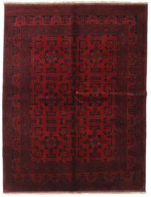 Afghan Khal Mohammadi Sag 155X203 Autentični  Orijentalni Ručno Uzlan Tamnocrvena (Vuna, Afganistan)