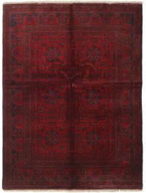 Afghan Khal Mohammadi Rug 150X200 Authentic  Oriental Handknotted Dark Red/Dark Brown (Wool, Afghanistan)
