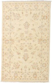 Ziegler Rug 88X145 Authentic  Oriental Handknotted Beige (Wool, Afghanistan)
