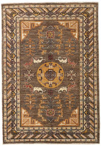 Ziegler Ariana Rug 120X173 Authentic  Oriental Handknotted Brown/Dark Brown (Wool, Afghanistan)