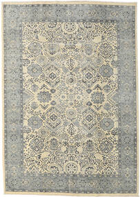 Ziegler Ariana Rug 209X297 Authentic  Oriental Handknotted Dark Grey/Light Grey (Wool, Afghanistan)