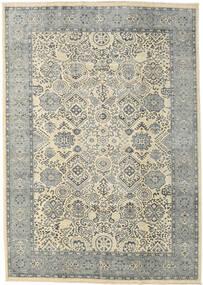 Ziegler Ariana Rug 209X297 Authentic  Oriental Handknotted Dark Grey/Light Grey (Wool, Afghanistan)