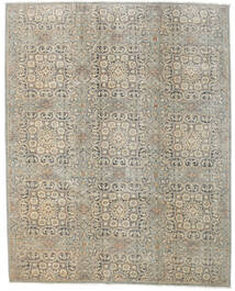Ziegler Ariana Rug 240X299 Authentic  Oriental Handknotted Light Grey/Dark Beige (Wool, Afghanistan)