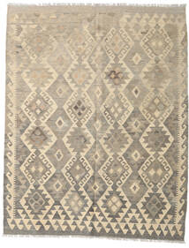 Kilim Afghan Old Style Rug 150X200 Authentic  Oriental Handwoven Light Grey/Beige (Wool, Afghanistan)