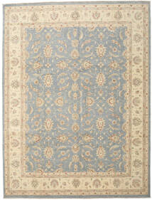 Ziegler Ariana Rug 287X378 Authentic  Oriental Handknotted Beige/Light Grey Large (Wool, Afghanistan)
