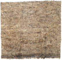 Moroccan Berber - Afganistan Rug 173X191 Authentic  Modern Handknotted Square Light Grey/Light Brown (Wool, Afghanistan)