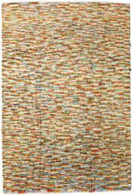 Moroccan Berber - Afganistan 絨毯 196X288 モダン 手織り 暗めのベージュ色の/ベージュ (ウール, アフガニスタン)