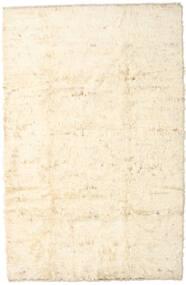 Moroccan Berber - Afganistan Teppich  188X291 Echter Moderner Handgeknüpfter Beige/Weiß/Creme (Wolle, Afghanistan)