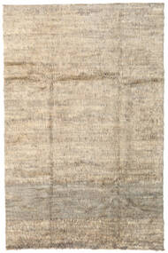 Moroccan Berber - Afganistan 絨毯 186X286 モダン 手織り 薄い灰色/ベージュ (ウール, アフガニスタン)