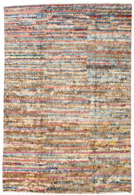 Moroccan Berber - Afganistan 絨毯 193X286 モダン 手織り ベージュ/茶 (ウール, アフガニスタン)