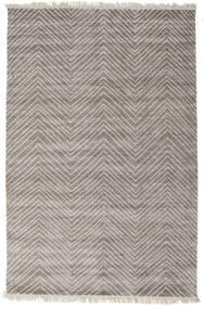 Vanice - Taupe Rug 200X300 Authentic  Modern Handknotted Light Grey/Dark Grey ( India)