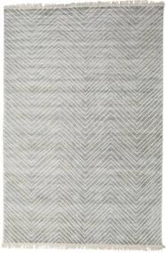 Vanice - Gris Clair Tapis 200X300 Moderne Fait Main ( Inde)