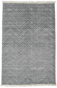 Vanice - Grey Rug 200X300 Authentic  Modern Handknotted Light Grey/Blue ( India)