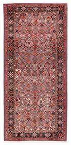 Gholtogh Matto 86X187 Itämainen Käsinsolmittu Käytävämatto Tummanpunainen/Tummanruskea (Villa, Persia/Iran)