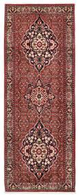 Bidżar Takab/Bukan Dywan 80X217 Orientalny Tkany Ręcznie Chodnik Ciemnoczerwony/Beżowy (Wełna, Persja/Iran)