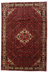 Koliai Rug 204X308 Authentic  Oriental Handknotted Dark Red (Wool, Persia/Iran)