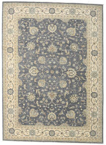 Ziegler Ariana Rug 247X346 Authentic  Oriental Handknotted Light Grey/Dark Grey (Wool, Afghanistan)