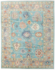 Afghan Exclusive Tappeto 242X306 Moderno Fatto A Mano Grigio Scuro/Beige Scuro (Lana, Afghanistan)