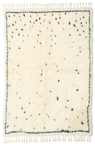 Barchi/Moroccan Berber - Indo Rug 170X240 Authentic  Modern Handknotted Beige (Wool, India)