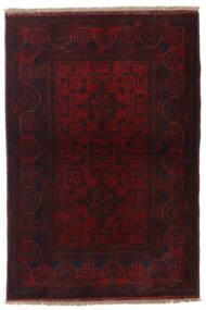 Afghan Khal Mohammadi Vloerkleed 101X148 Echt Oosters Handgeknoopt Donkerrood (Wol, Afghanistan)