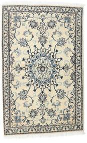 Nain Matto 86X140 Itämainen Käsinsolmittu Beige/Vaaleanharmaa (Villa, Persia/Iran)